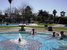 piscina de las termas del dayman