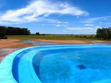 piscina en san nicanor
